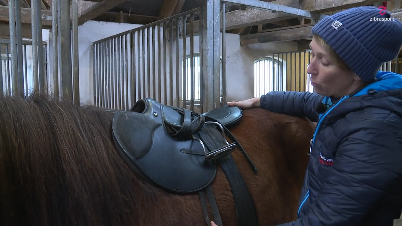 Charlotte Cook about using monte saddles on icelandic horses