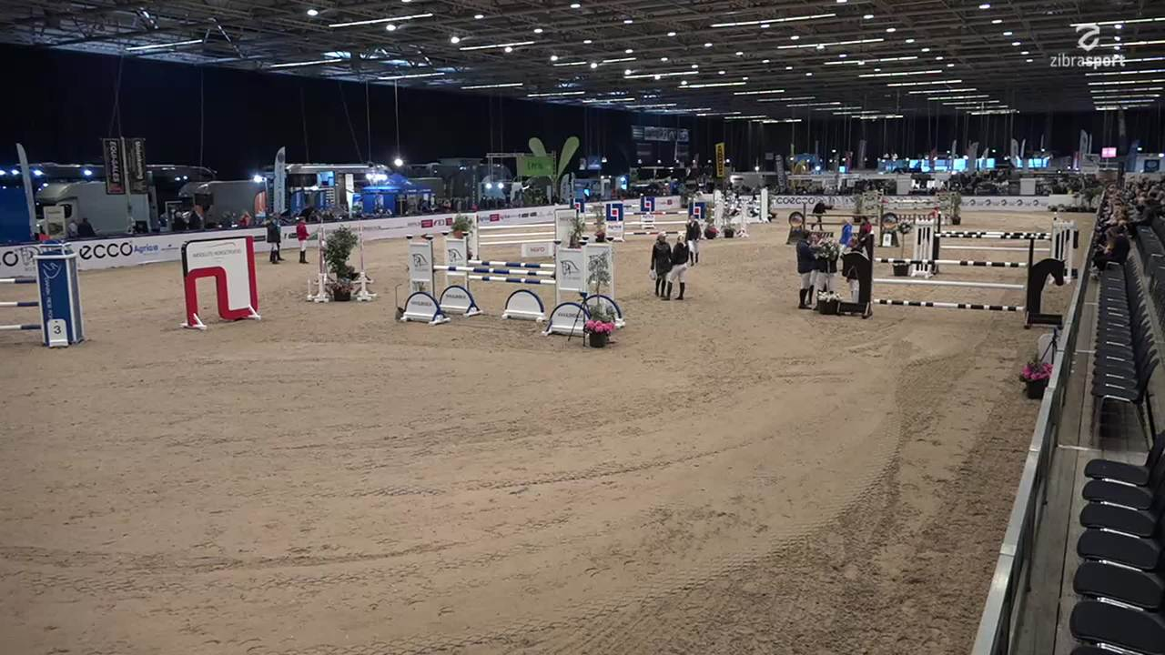 CSI1* Small Tour presented by Dansk Varmblod (1,30 m) ved World Cup Herning 2019