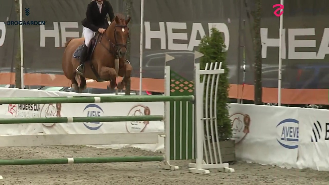2. part of MB2* (130 cm) at Riders Cup
