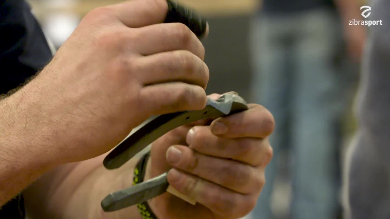 A horseshoe is not just a horseshoe and a farrier is not just a farrier
