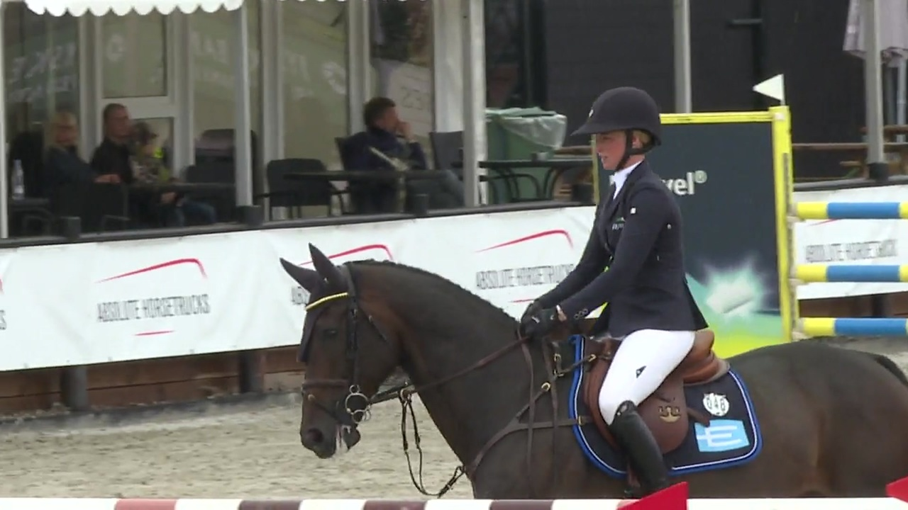 CSI2 – Orifarm Gold Tour Final 140 cm at Sommersted FEI 2017