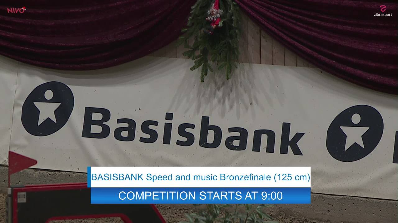 Speed and Music Bronze final at Danish Christmas Show 2019