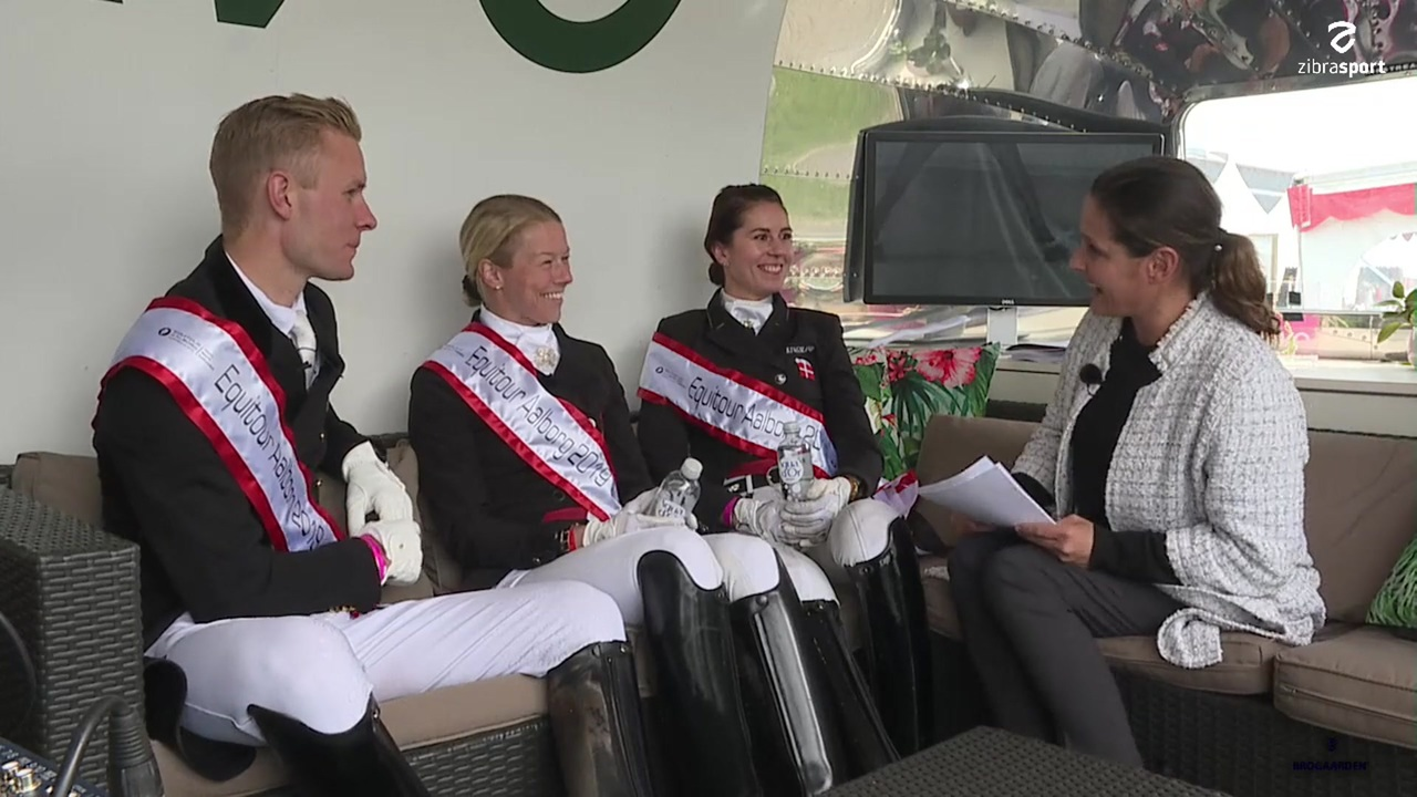 Stay updated at Equitour Aalborg with Riders Corner