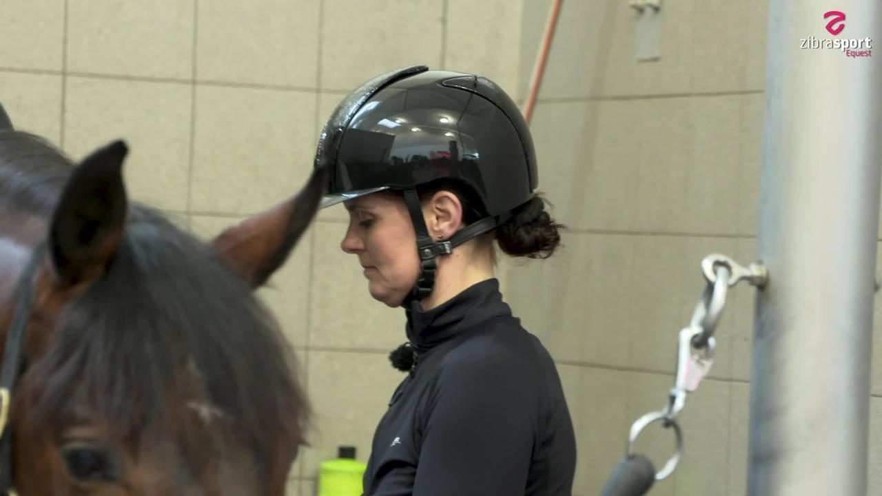 Meet Helgstrand Dressage's riders: Betina Jæger