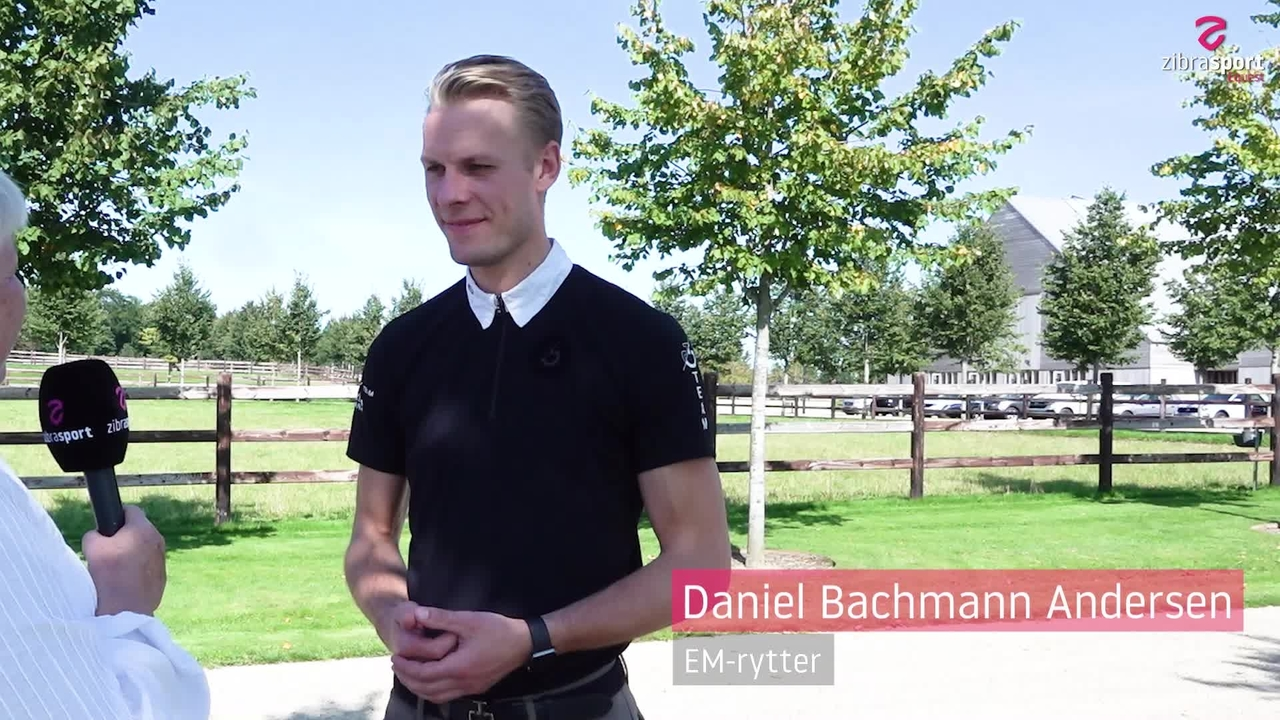 EM samling – Daniel Bachmann Andersen