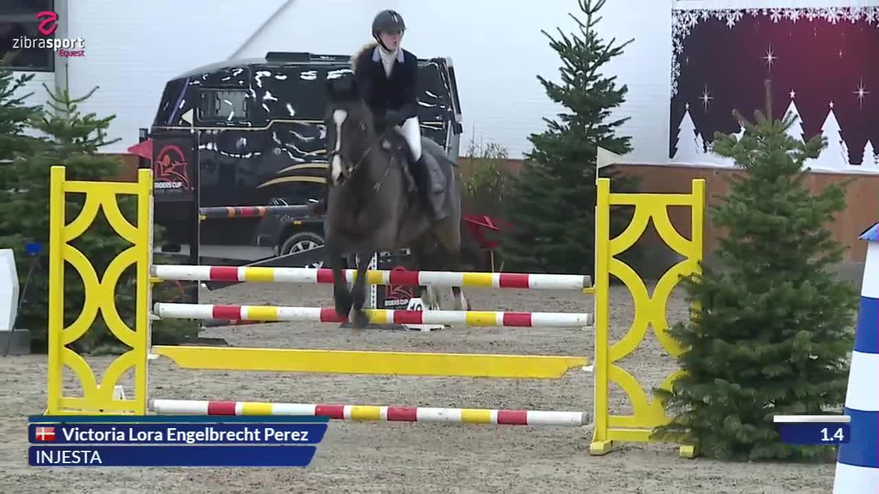 Junior Small Tour MB1* (125 cm) A, Baltic Cup Final