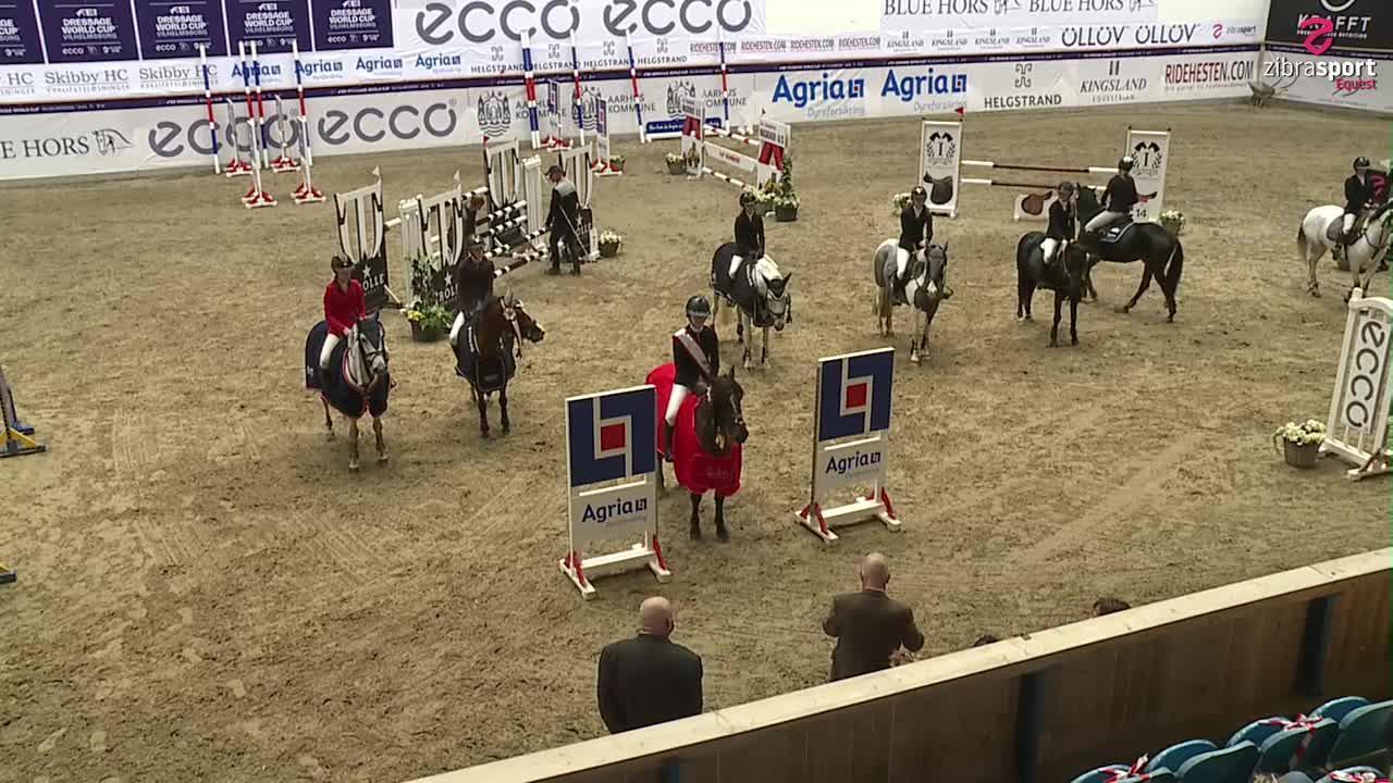 Agria Indoor DRF-Championship, Final Kat. 2 MA2**