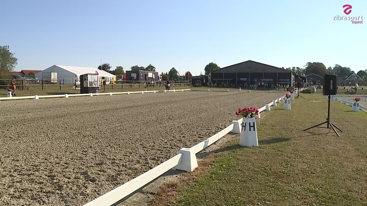 Agria DRF championship in dressage for cat 2 final freestyle – part 3