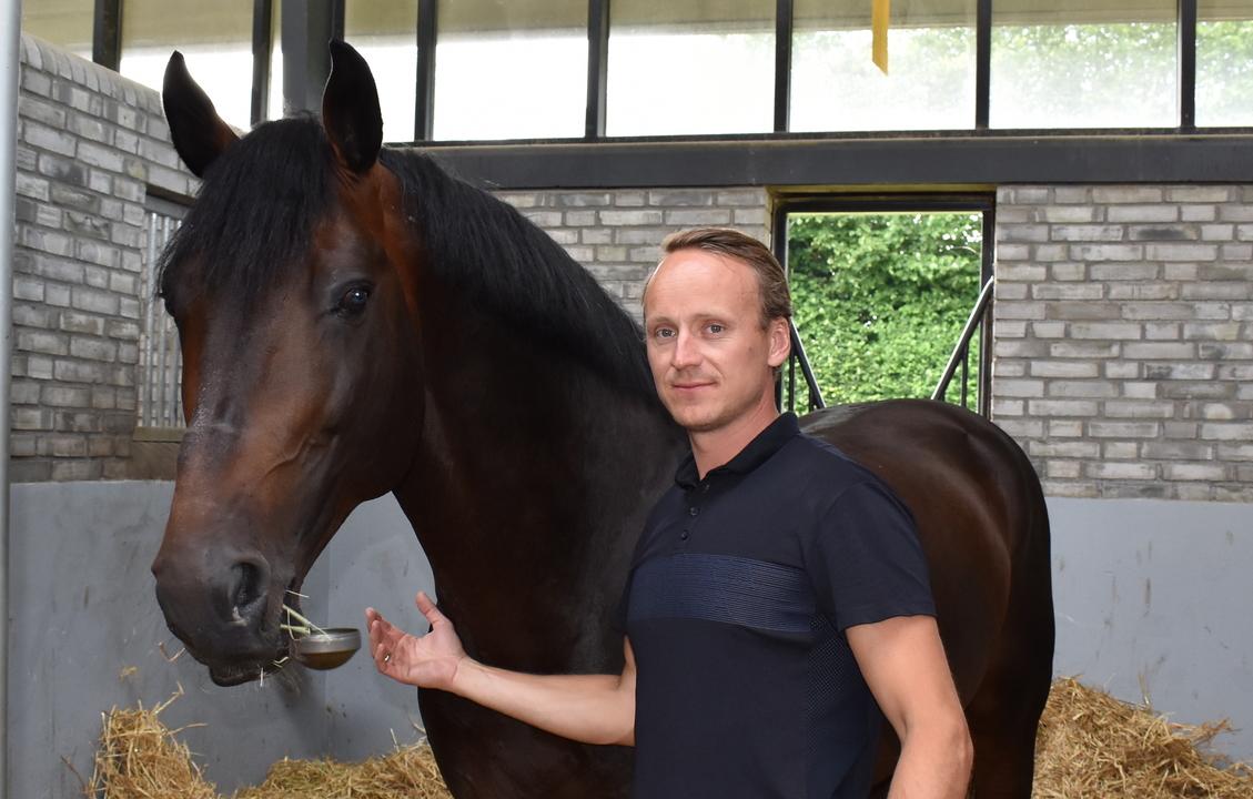 Mød OL-hesten Darc de Lux
