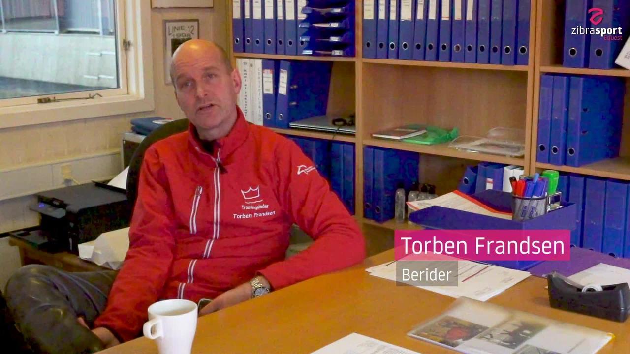 Torben Frandsen about Corona Lock-down