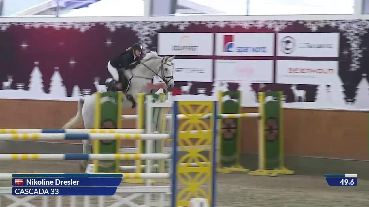Junior Grand Prix MA2** (140 cm) B1, Baltic Cup Final
