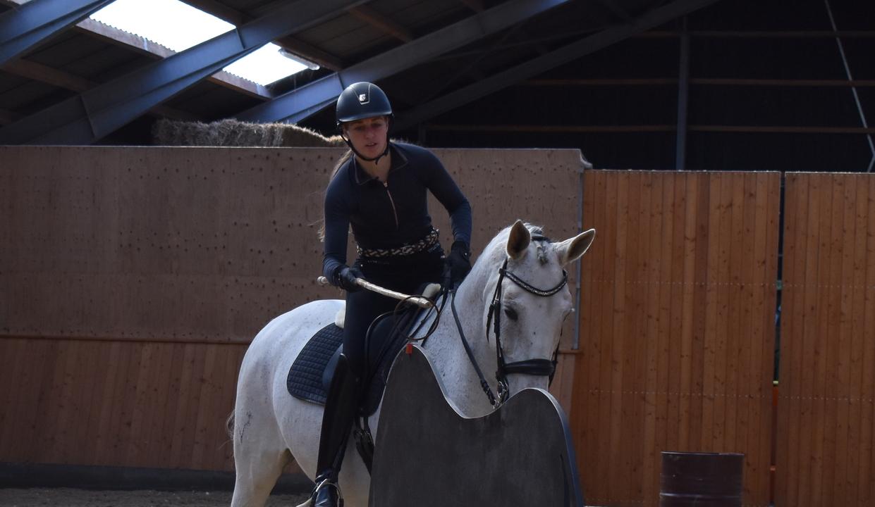 Christina Winding: Hestene betyder alting!