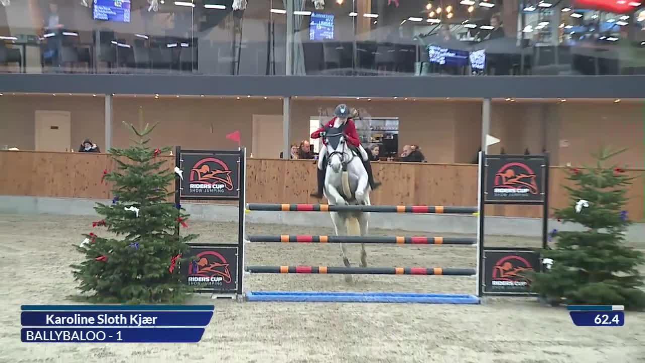 Grand Prix kat 1 S2** (130cm) B1, Baltic Cup Finale