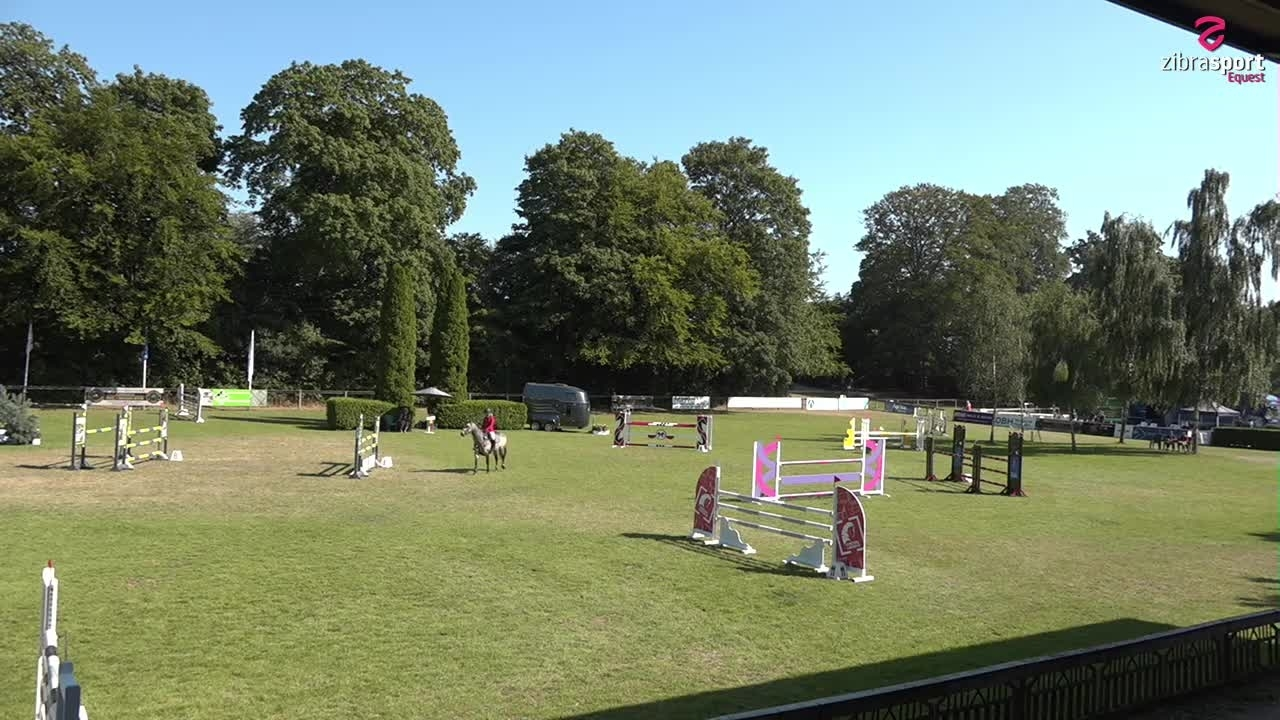 Agria DRF championships in jumping cat 1 final 2020