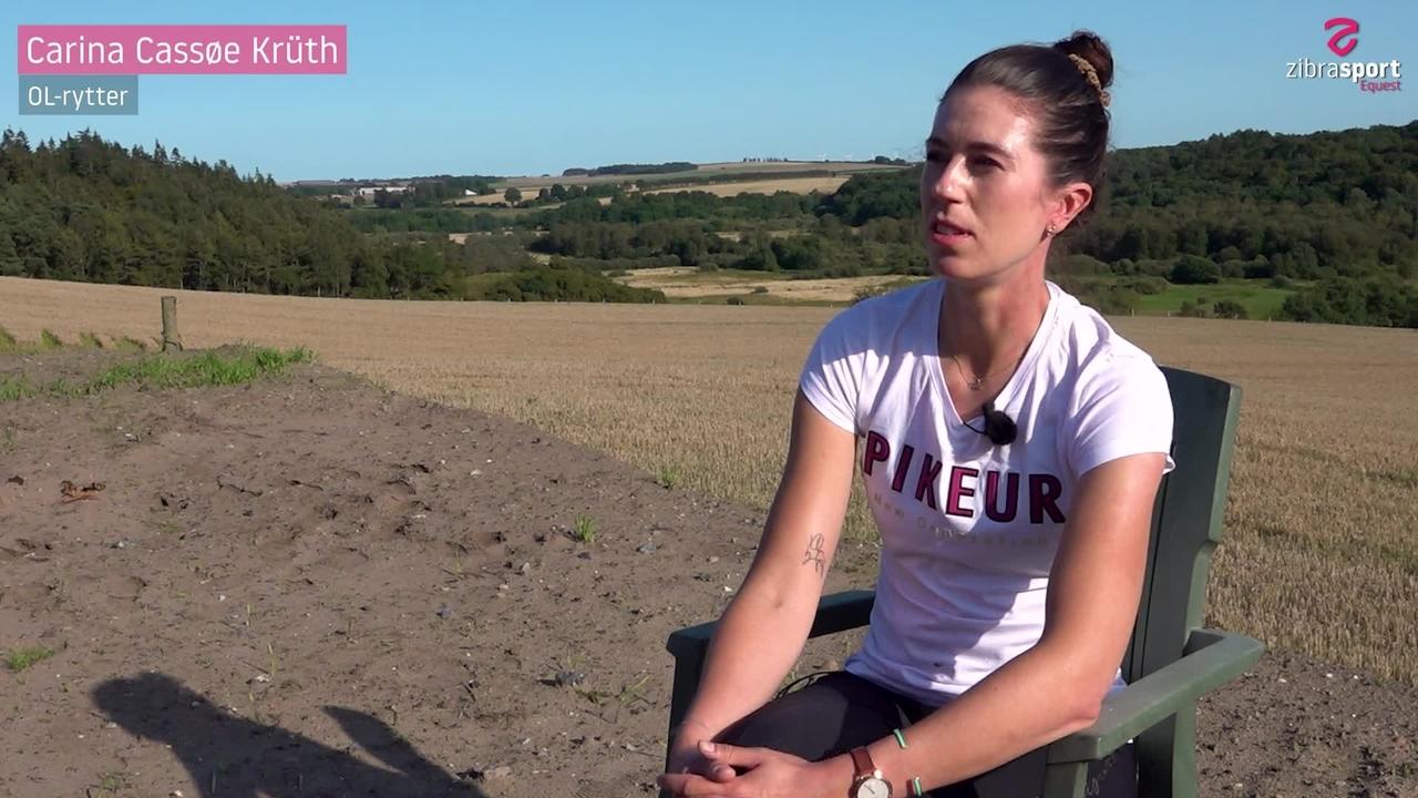 Carina Cassøe: Medaljer er ikke et succeskriterie