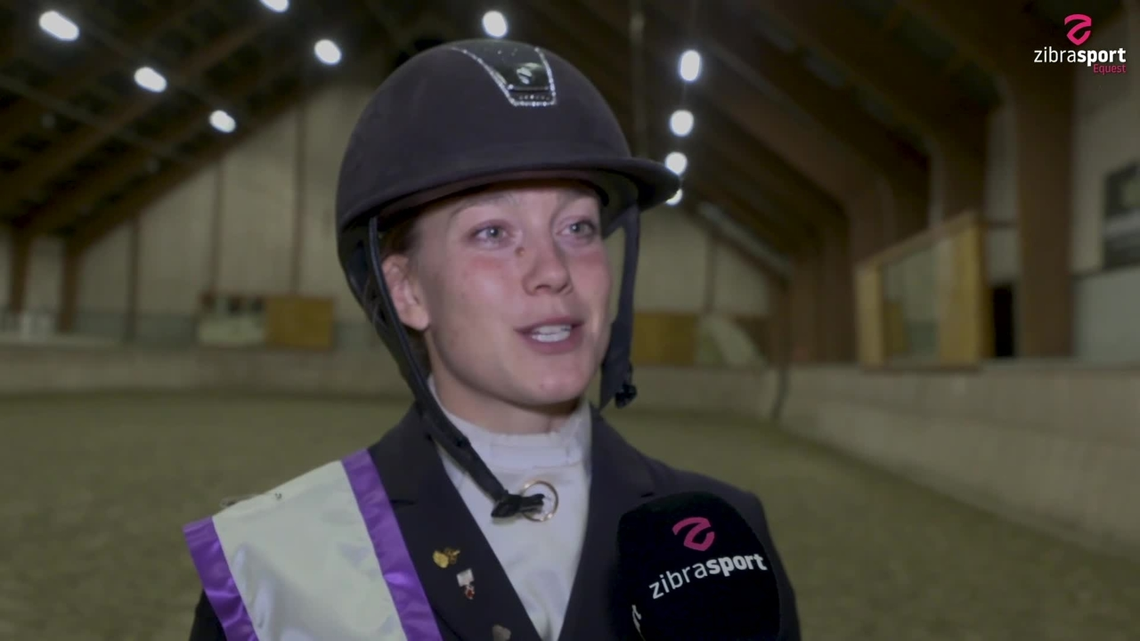 Interview med Cathrine Dufour ved World Cup Vilhelmsborg