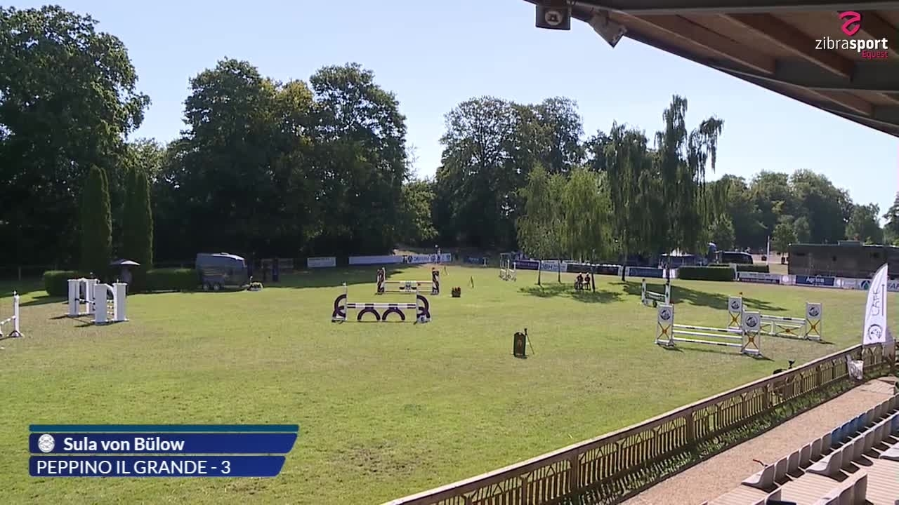 Agria DRF Championship jumping cat. 3 and 2, part 1