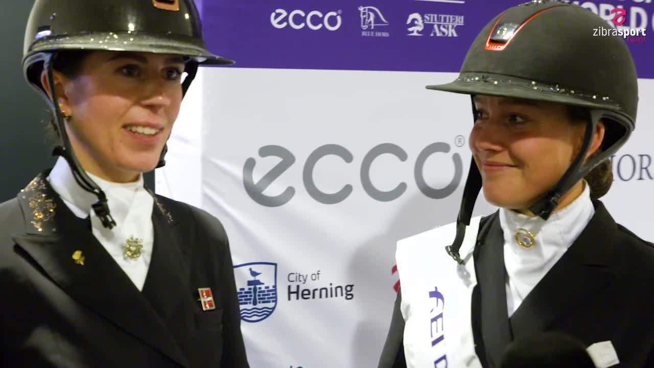 Riders Corner World Cup Herning 2021 (søndag)