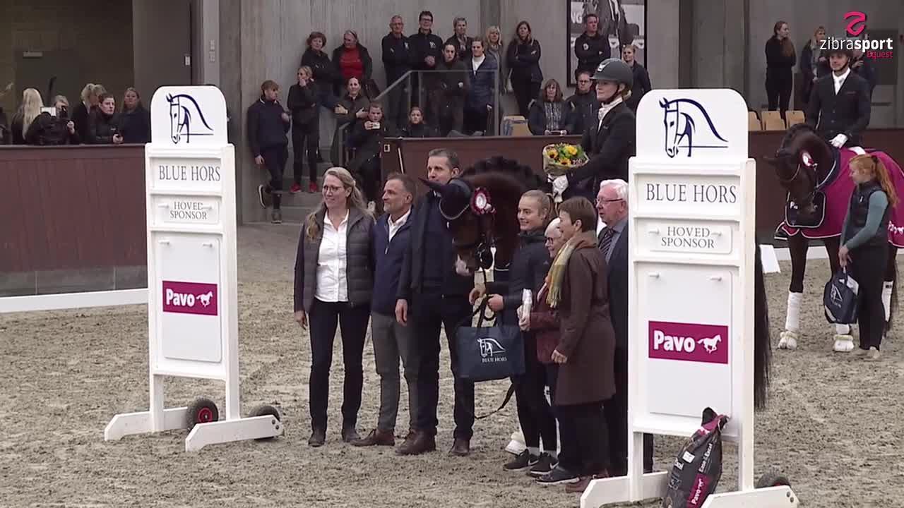 5-års dressurfinale – Blue Hors 2021
