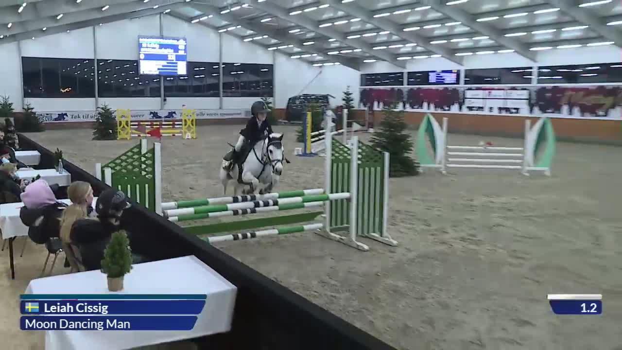 Individuelt Kat 3 MA1* (95 cm) B1, Baltic Cup Final