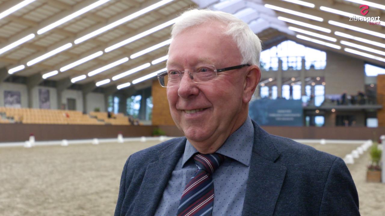 Bjarne Nielsen blev hyldet af sine elever