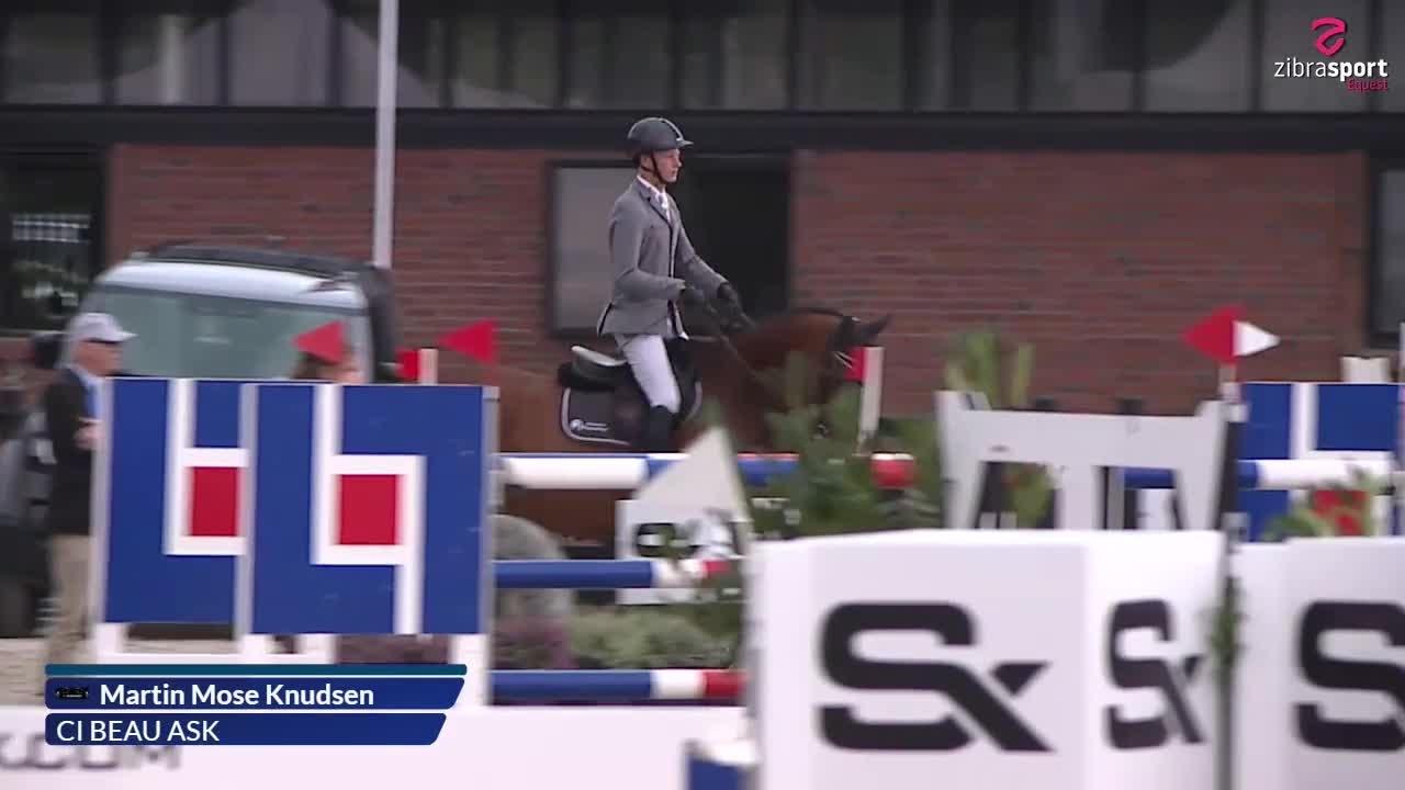 1st qualifier DM Senior – S3*** Jumping Horses (150 cm)
