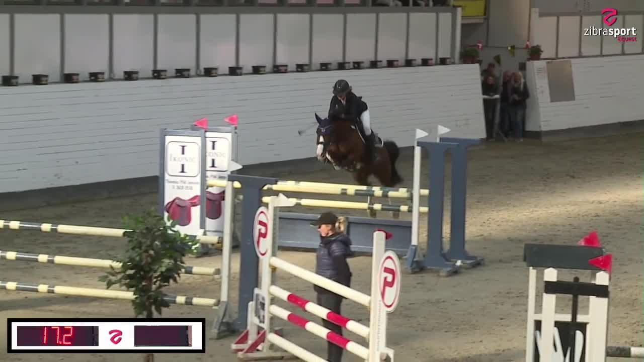 Indoor DRF-championship A-final, kat. II (MA2**) – Fredericia 2021