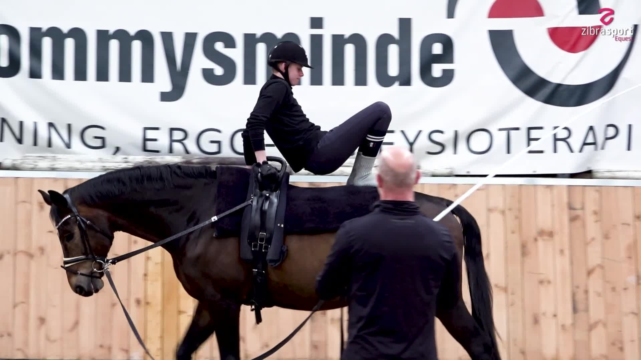 Tobias Thorning Jørgensen collaborates with physical trainer Lasse Kristensen