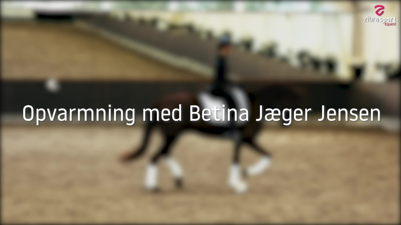 Warm up with Betina Jæger Jensen
