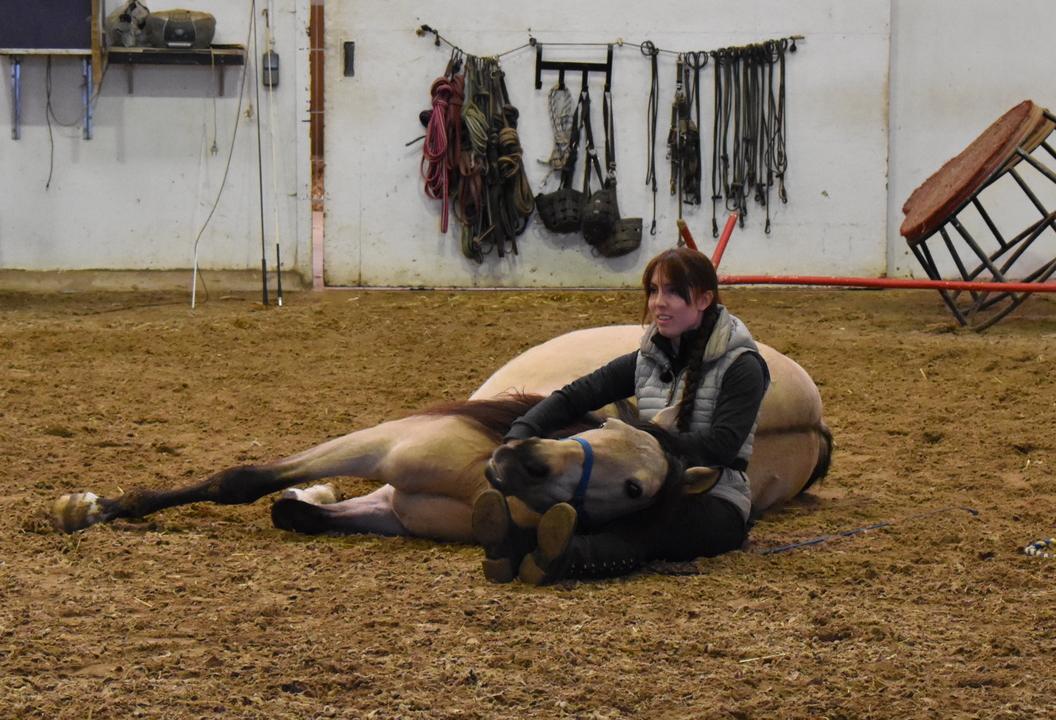 Cirkus, show og frihedsdressur – mød Charmaine Berdino