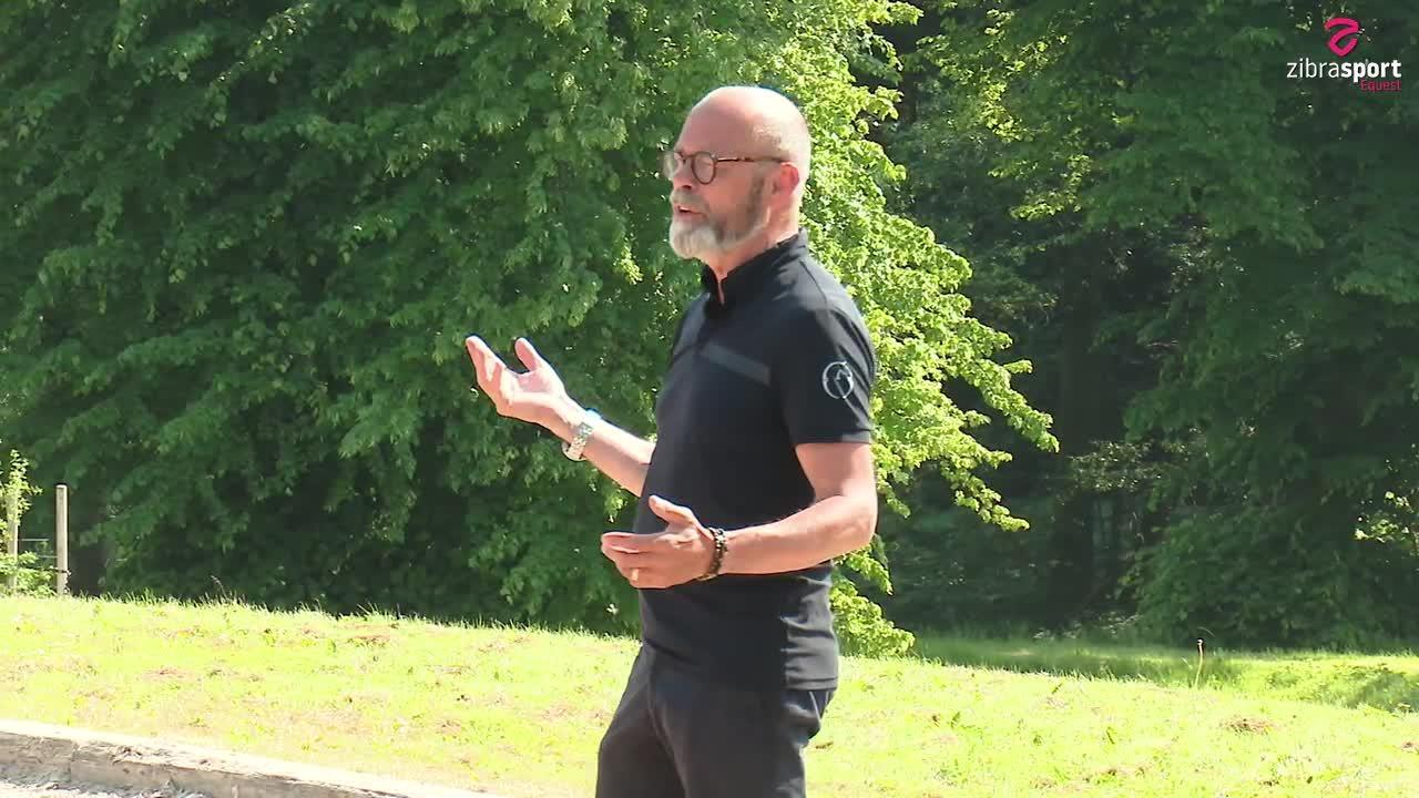 Training with Pether Markne, Episode 2, Warm Up part 2