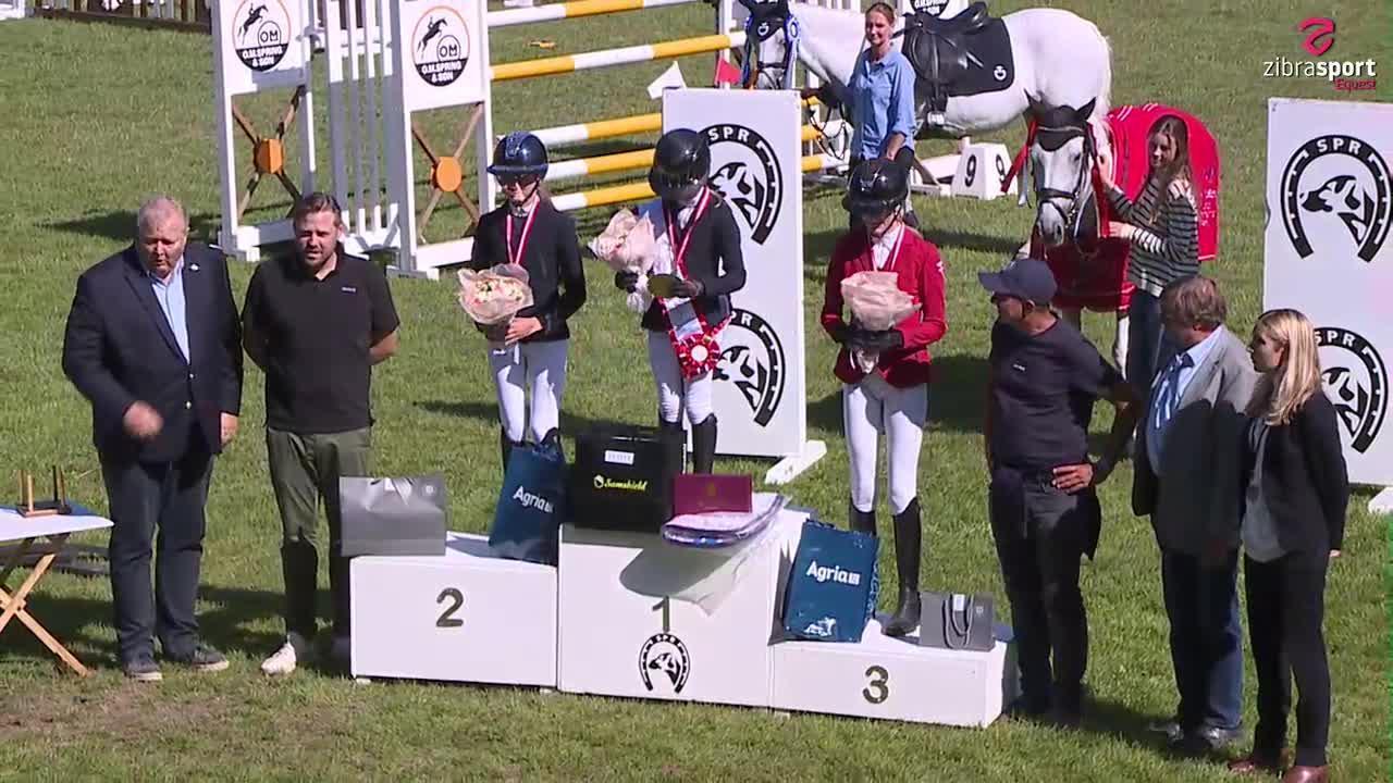 Agria DRF-championship Final, Kat II – Sportsrideklubben 2021