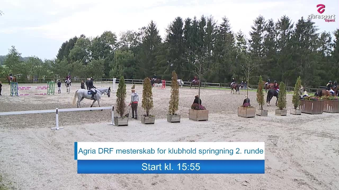 Agria DRF-championship Jumping, Horses Teams, 2. round