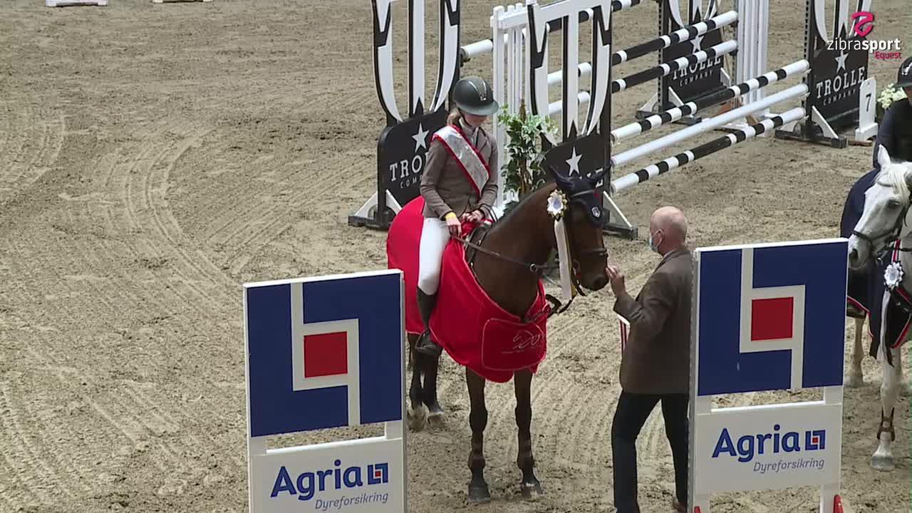 Agria Indoor DRF-championship Final kat. 1 S1*