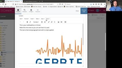 Thumbnail for entry Web: Custom formats testing