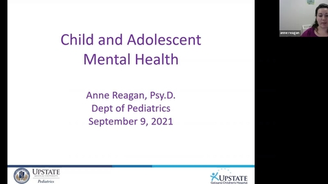 Thumbnail for entry Mental Wellness in Adolescents - HealthLink