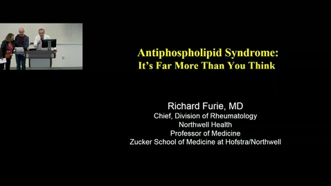Thumbnail for entry Department of Medicine - Chairman's Grand Rounds - 04-18-19