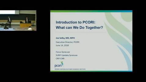 Thumbnail for entry Department of Medicine - Chairman's Grand Rounds - 6:14:2018