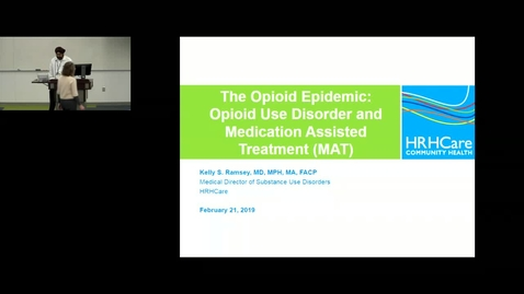 Thumbnail for entry Department of Medicine Chairman's Grand Rounds-02-21-2019
