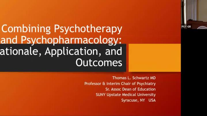 Thumbnail for channel Psychiatry-Grand-Rounds