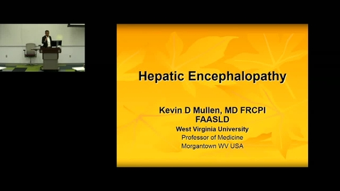 Thumbnail for entry Department of Medicine Chairman's Grand Rounds-11/16/2017