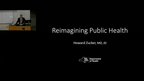Thumbnail for entry Dean's Grand Rounds Event 9/14/2018