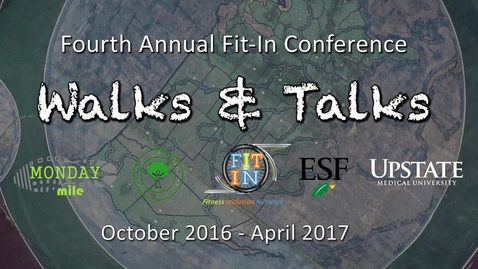 Thumbnail for entry Walks and Talks Video