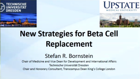 Thumbnail for entry Dean's Grand Rounds-11-20-2017