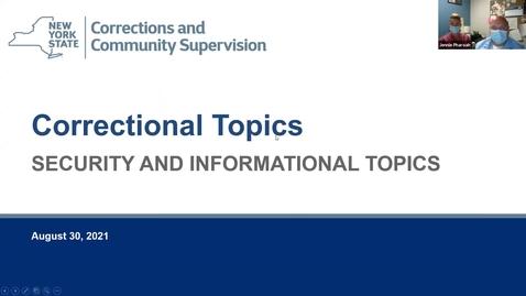 Thumbnail for entry 8/30 Orientation to 7U