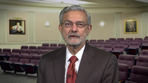 Thumbnail for entry Credentialed Provider Orientation-Dr Dewan Welcome Message