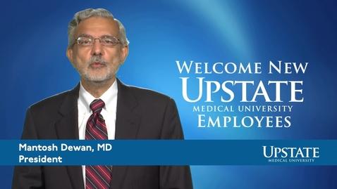 Thumbnail for entry New Employee Orientation - Mantosh Dewan