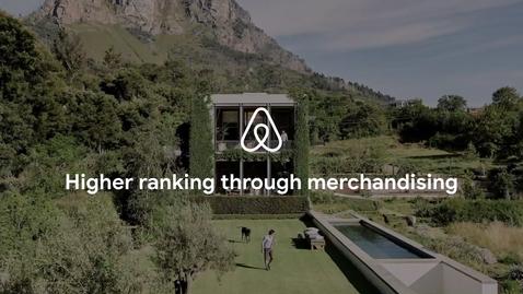 Thumbnail for entry Higher ranking through merchandising