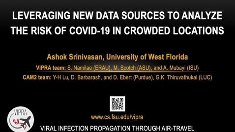Thumbnail for entry 111_Srinivasan_Ashok_UniversityofWestFlorida