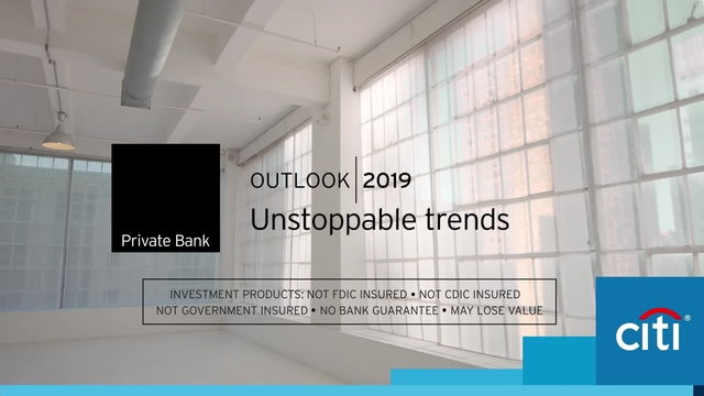 Outlook 2019 - Unstoppable trends